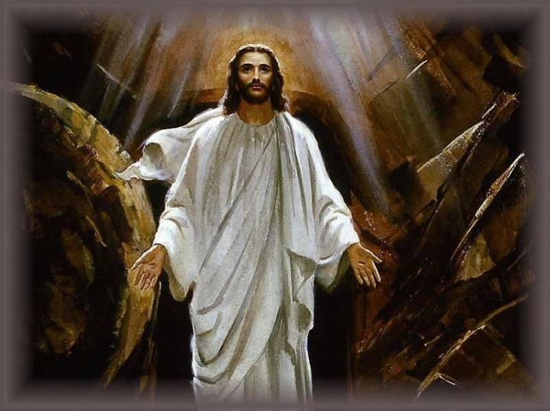 Alleluja! Jezus zmartwychwstał. Nie ma Go w grobie   Wielkanoc,  zmartwychwstanie   Sądeczanin.info